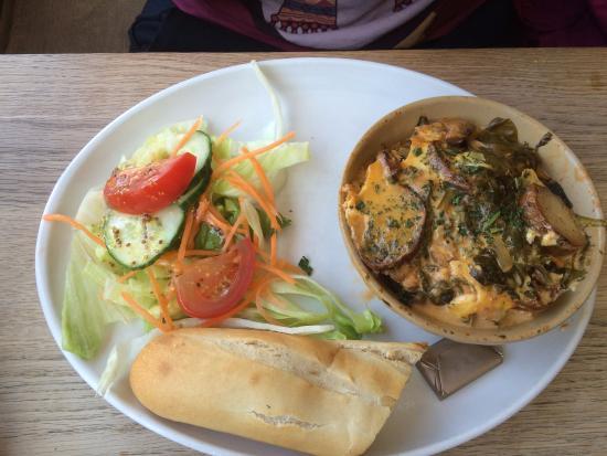 The Carlton Restaurant: Butternut Squash Stew