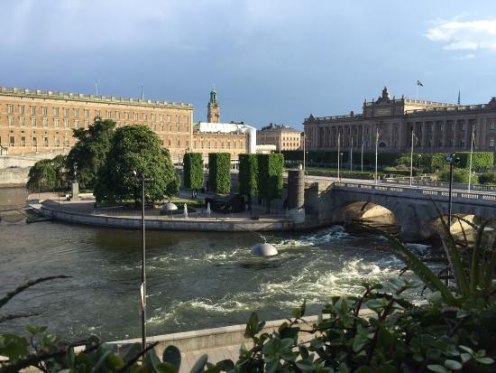 Utsikter stockholm