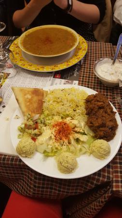 Restaurant le potager dans caen avec cuisine moyen orient for Potager cuisine