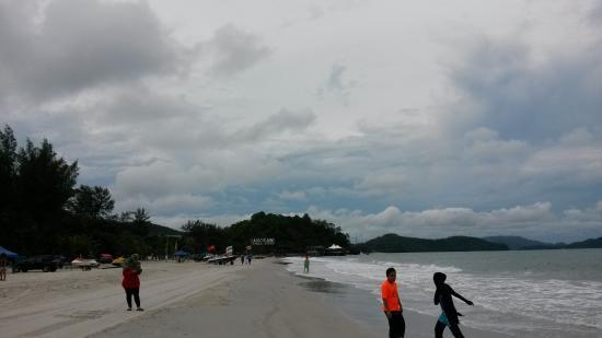 Best Star Resort: Пляж отеля