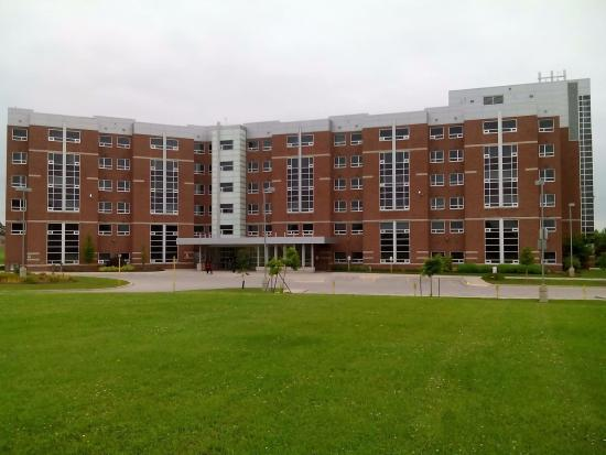 Fanshawe College Conference Services: Wide view of fanshawe college at london ontario