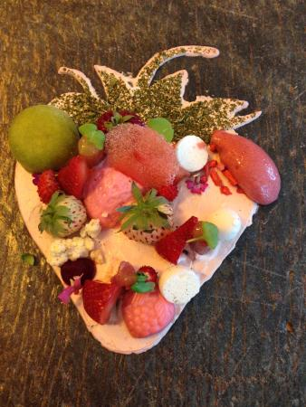 Zedelgem, بلجيكا: Top dessertje