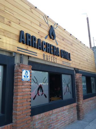 Arrachera Grill