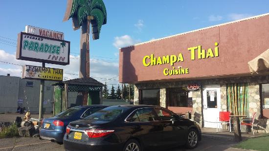 Champa Thai Cuisine
