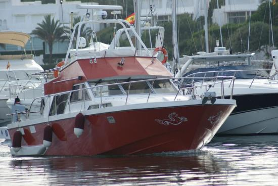 Fishing Charter Costa del Sol
