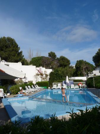 Apartamentos Atlas: zwembad