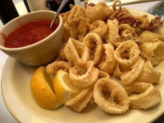Paoli S Italian Restaurant Fried Calamari