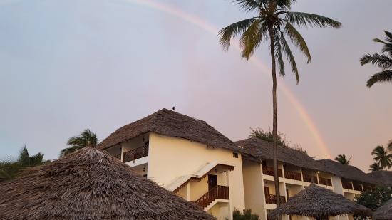 DoubleTree by Hilton Resort Zanzibar - Nungwi: Радуга.