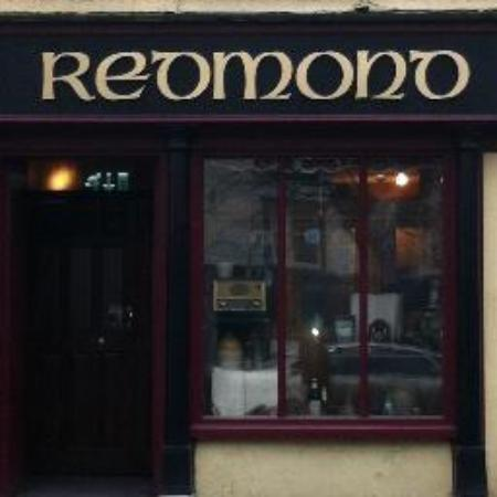 Bunclody, Ireland: Redmond's pub