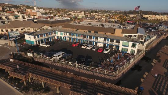 Picture Of Dolphin Cove Motel Pismo