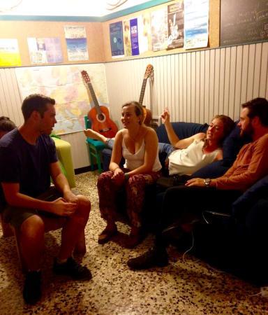 OStellin Genova - Hostel : GUESTS