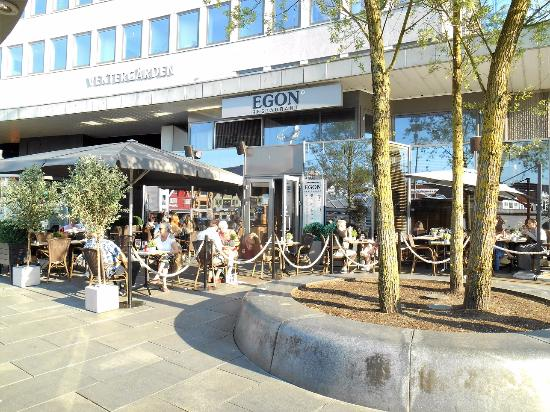 Picture of egon restaurant stavanger for Food bar stavanger