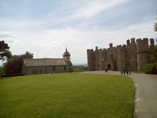 8da81194c0 Croft castle and St. Michael's chapel - Picture of Croft Castle and ...