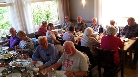 Vienenburg, Niemcy: Zufriedene Esser