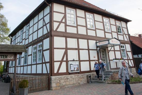 Vienenburg, Duitsland: Klosterkrug auch aussen sehrhübsch