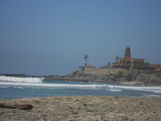 Τόδος Σάντος, Μεξικό: Hermosa playa!!! pero mas bonito el Mar de Cortez