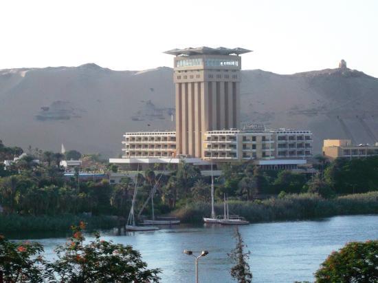 Orchida St George Hotel : Río Nilo, foto con acercamiento