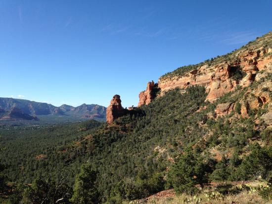 Brin's Mesa Trail