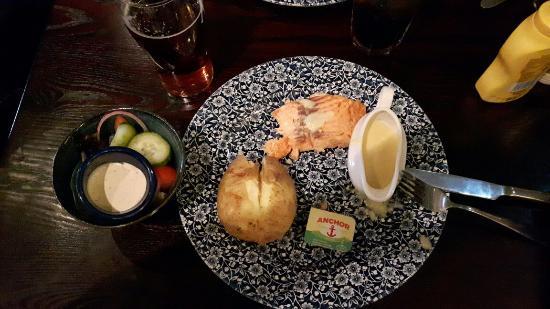 Broadstone, UK: Pub veramente true britain!