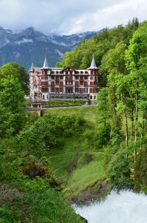 Grand Hotel Giessbach Bild Von Grandhotel Giessbach Giessbach Tripadvisor