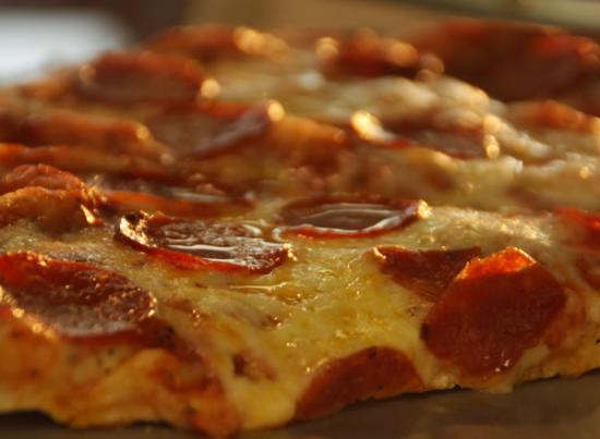 Campton, Nueva Hampshire: Pizza