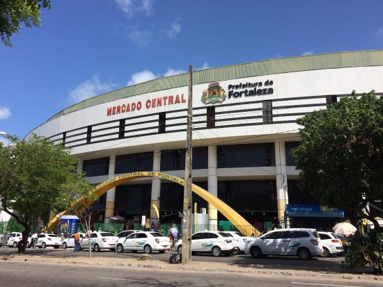 Fachada del Mercado Central - Foto de Mercado Central de Fortaleza ... 73537635662