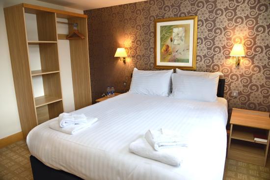 Swarkestone, UK: Double room