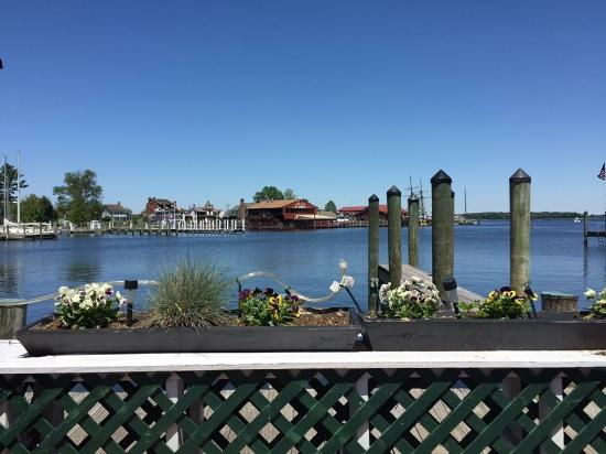 Foxy's Harbor Grille: View from our table