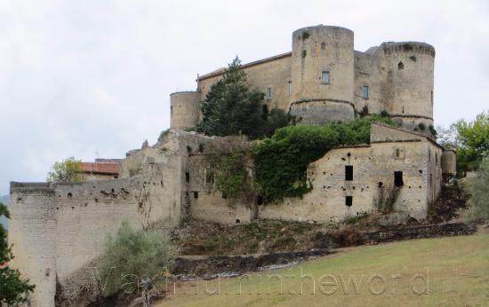 Castello Di Prata Sannita