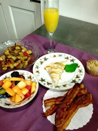 Cornwall, estado de Nueva York: Breakfast is Served!