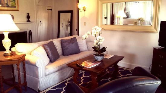 Cornwall, estado de Nueva York: Suite Living Room