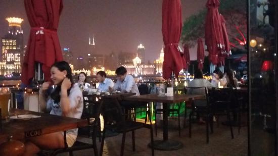 Vue En Terrasse Picture Of Musk Cat Coffee Shanghai
