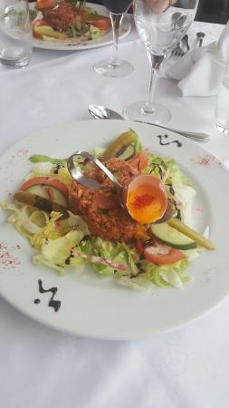 Restauranger i n rheten av goolfy vid zone de loisirs du for Restaurant dorlisheim