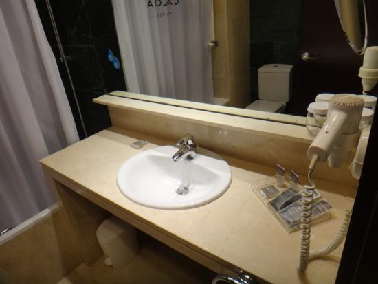 Bilde fra Hotel Catalonia Brussels
