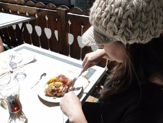Bouchet Source: Almoço área externa
