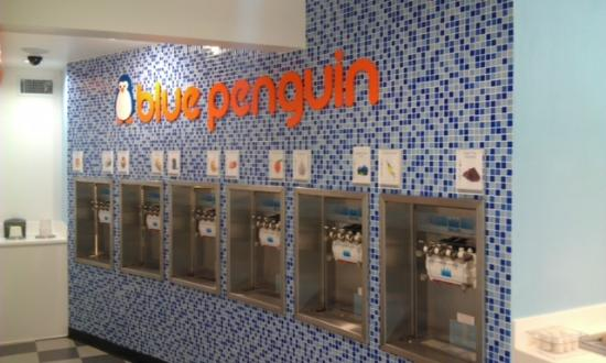 Blue Penguin Yogurt
