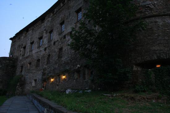 Castello Doria Malaspina: Sera
