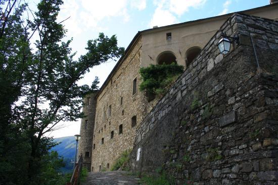 Castello Doria Malaspina: Retro
