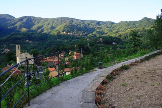 Castello Doria Malaspina: panorama dal castello 2