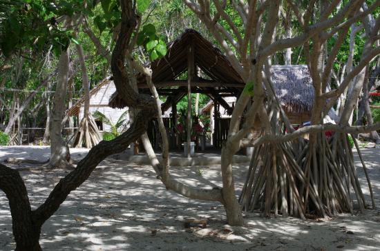 Lakatoro, Vanuatu: Restaurant
