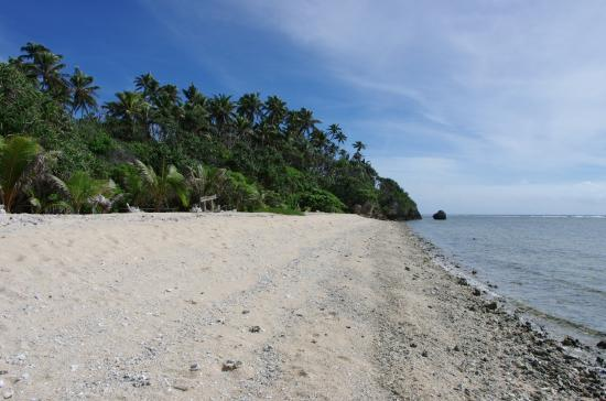 Lakatoro, Vanuatu: Bungalow Beach