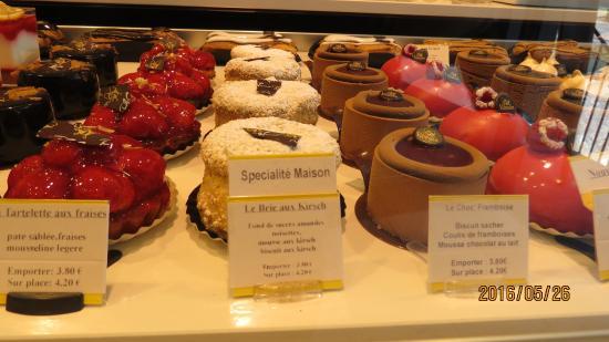 Patisserie Boulangerie Salon de Thé Vilmain