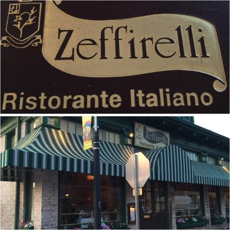Zeffirelli Ristorante Italiano: Incredible last minute find for us!  Exceptional cuisine, service and wine selection. Special pa