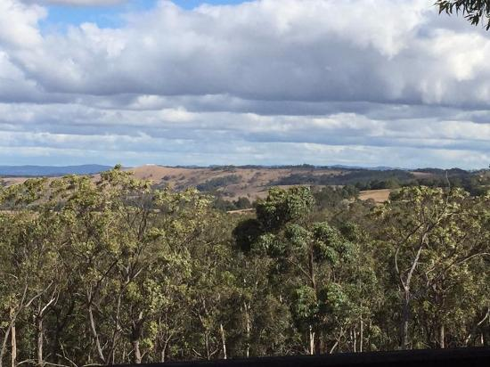 Vacy, Australia: View From lodge