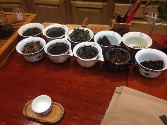 Vital Tea Leaf : tea leaves