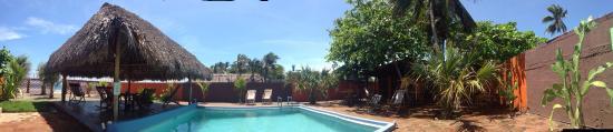 Las Penitas, Nicaragua: Superbe endroit. Nous avons terminé nos 3 semaines de vacances ici et nous ne pouvions demander