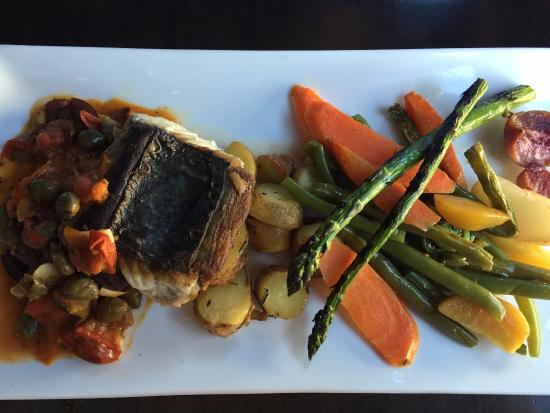 Pane Vino Trattoria & Wine Bar: King Fish Special