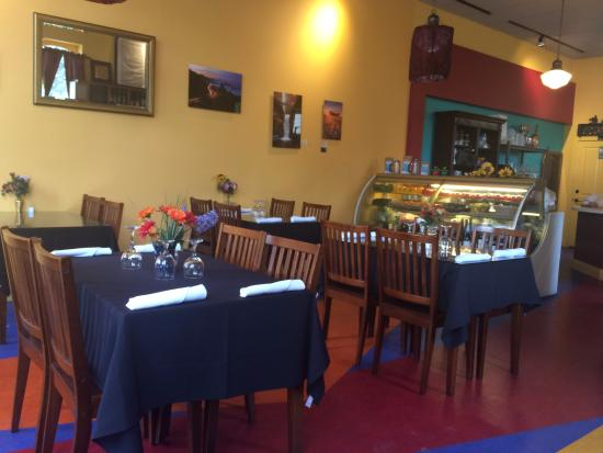 Dayton, Ουάσιγκτον: Dining room