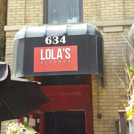Lola S Kitchen Toronto Menu
