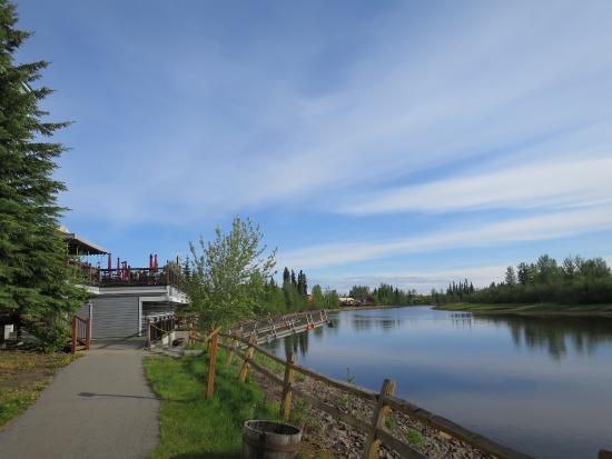 Fairbanks Princess Riverside Lodge 사진